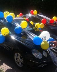 Balon Süsleme 2