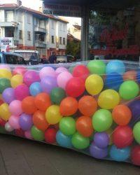 Balon Süsleme 7