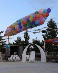 Balon Süsleme 5