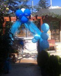 Balon Süsleme 15