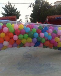 Balon Süsleme 16
