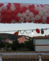 Balon Süsleme 6